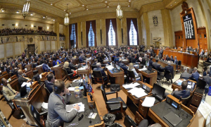 LA state legislator