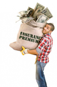 increase insurance premium